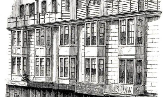 Romance Old Bishopsgate Spitalfields Life