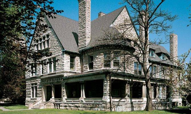 Romanesque Houses Wilson Soule House