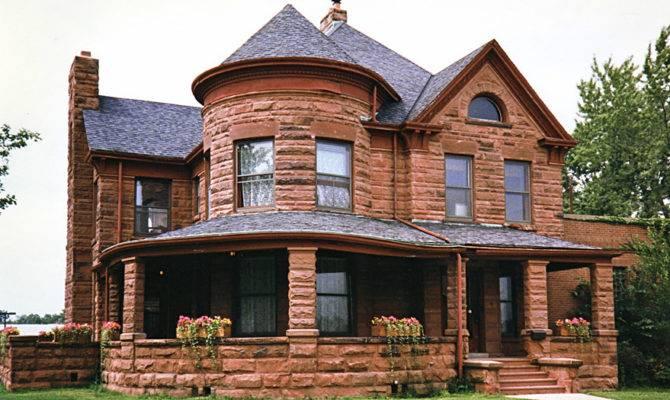 Romanesque Revival Style