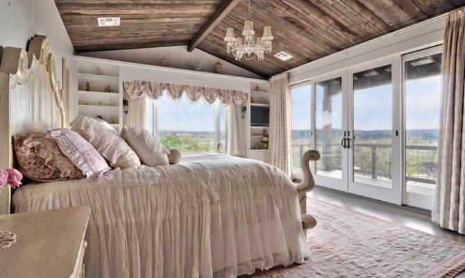 Romantic Hill Country Dream Farmhouse Bedroom Austin