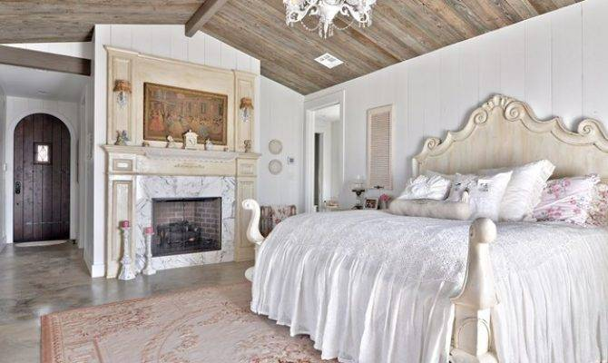 Romantic Hill Country Dream Shabby Chic Style Bedroom