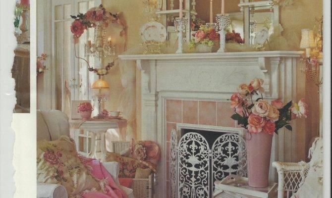 Romantic Homes Decorating Prepossessing Best
