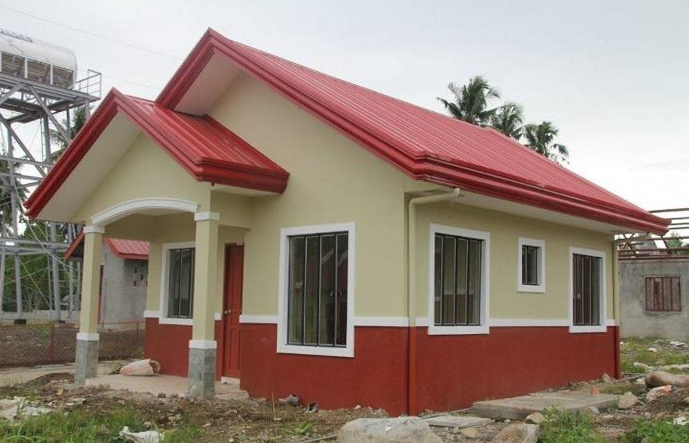 Roof Design Small House Philippines Price House Plans 65412