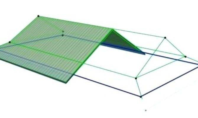 Roof Framing Design Dutch Hip Gable