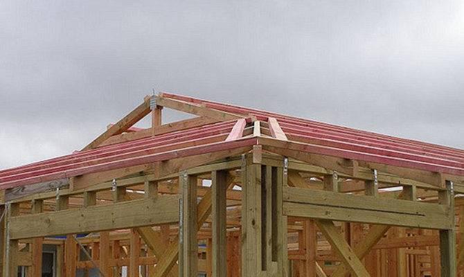 Roof Framing Dutch Gable Matt Thompson Flickr
