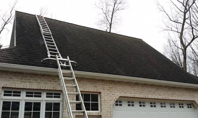 Roof Ladder Stabilizer Stand Off Zone