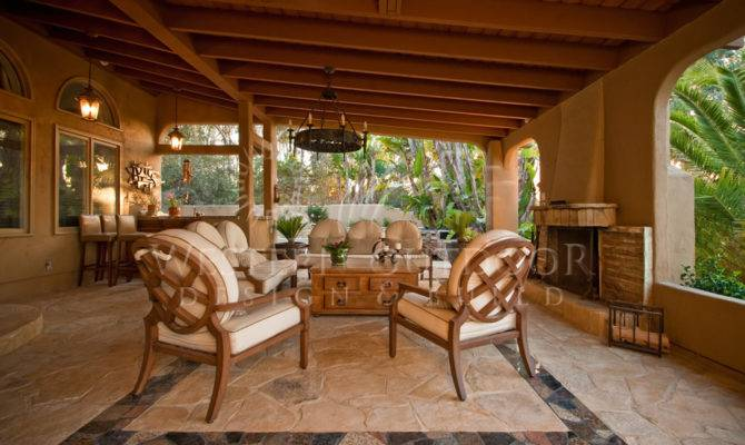 Rooms Cabanas Outdoor Living Spaces Western Design