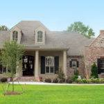 Roomy French Country Home Plan Acadian