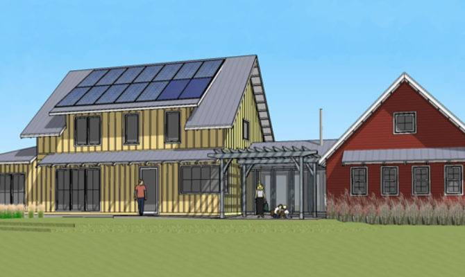Root River House Owners Carefully Plan Zero Project