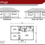 Rose Cottage Bedroom Granny Flat Kit Home
