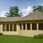 Round Earthbag House Plans