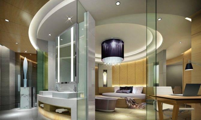 Round Houses Circular Interior Style