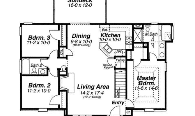 Roxbury Run Neoclassical Home Plan House Plans