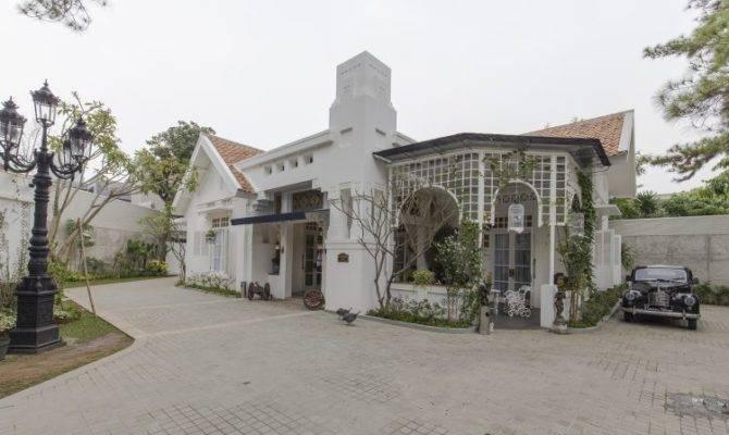 Rumah Heritage Jakarta Bangunan Serbaguna Bergaya