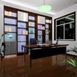 Rumah Minimalis Study Rooms Designs Ideas