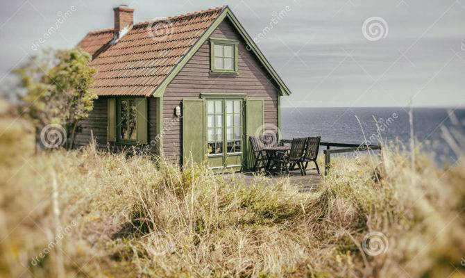 Rustic Beach Cottage Photos