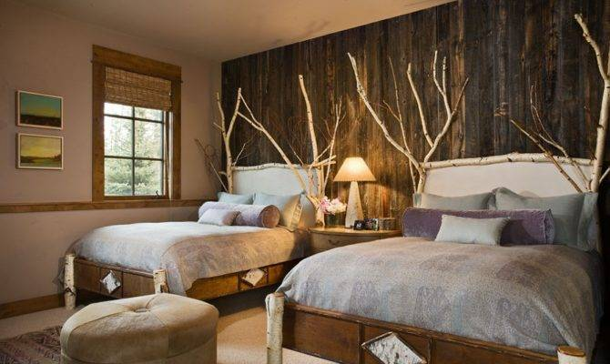 Rustic Bedroom Ideas Interior Design