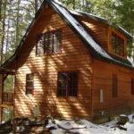 Rustic Cabin Designs Floor Plans Loft