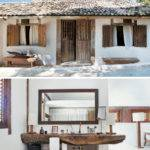 Rustic Chic Beach House Brazil Style Files