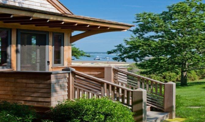 Rustic Coastal Cottage Interiors Beach Interior