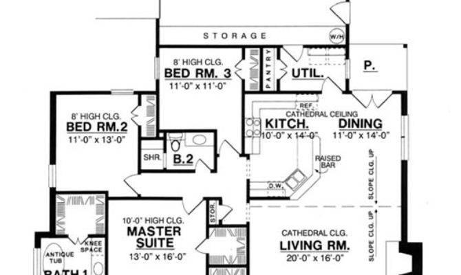Rustic Cottage Bedrooms Baths