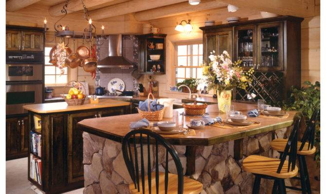 Rustic Country Cabins Home Design Decor Reviews