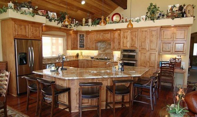 Rustic Country Kitchen Ideas Rapflava