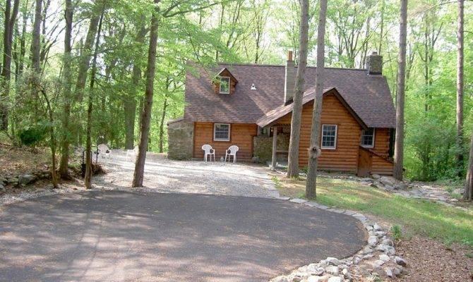 Rustic Country Log Cabin Culver Lake Homeaway