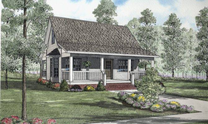 Rustic French Country House Plans Design