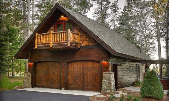 Rustic Garage Home Pinterest