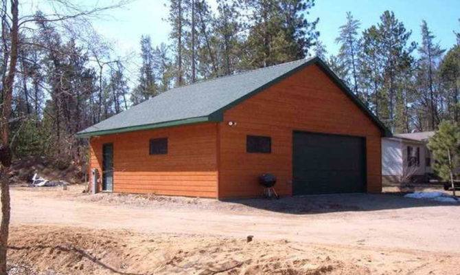 Rustic Garage Plans Barn