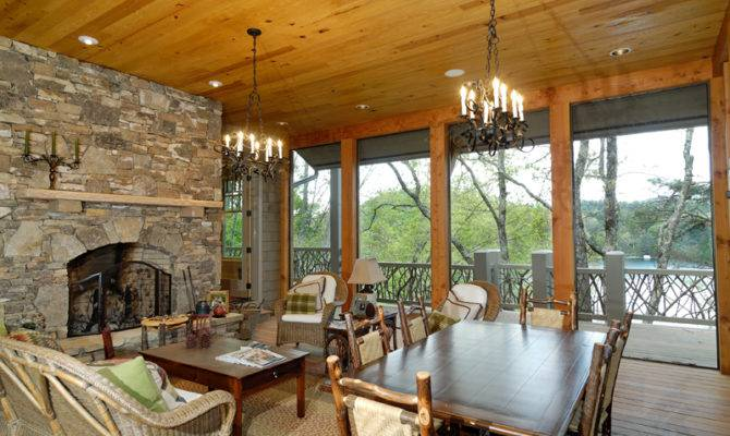 Rustic Home Plan Room House Plans