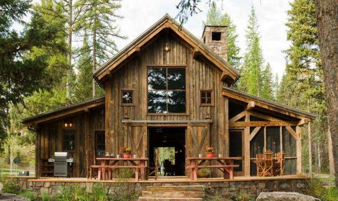 Rustic Home Plans Front Small Tuscan Style