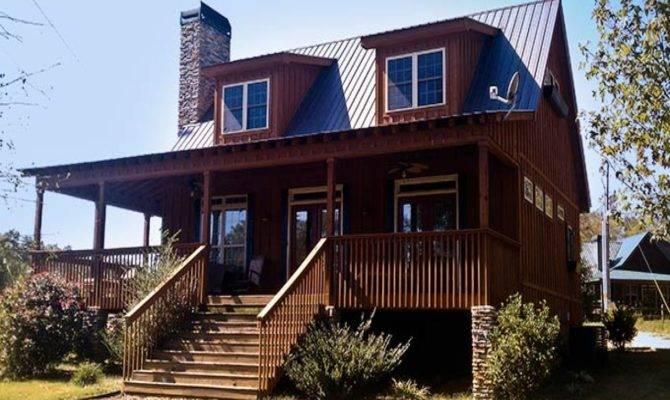 Rustic House Plans Porches