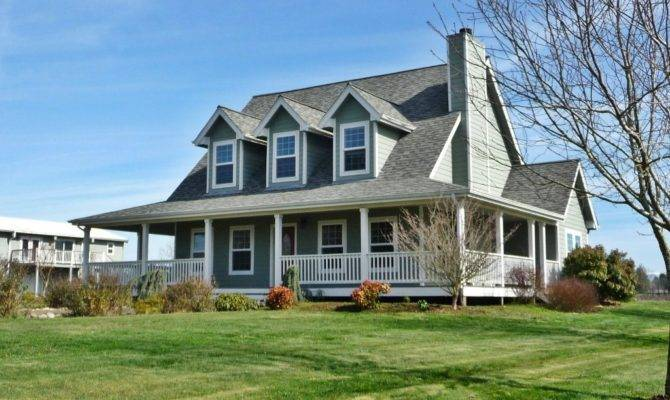 Rustic House Plans Wrap Around Porches