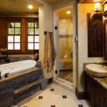 Rustic Log Cabin Big Sky Montana Idesignarch Interior Design