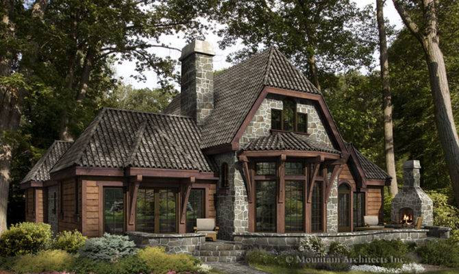 Rustic Luxury Log Cabins Plans