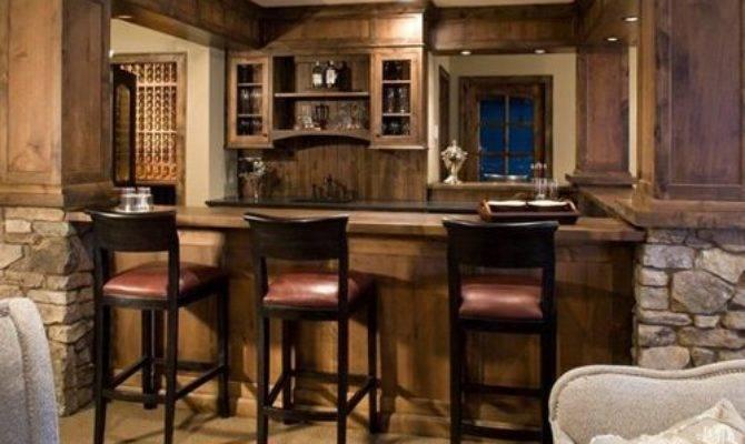 28 Cozy Rec Room Bar Designs Collection