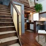 Rustic Modern Tiny House Living