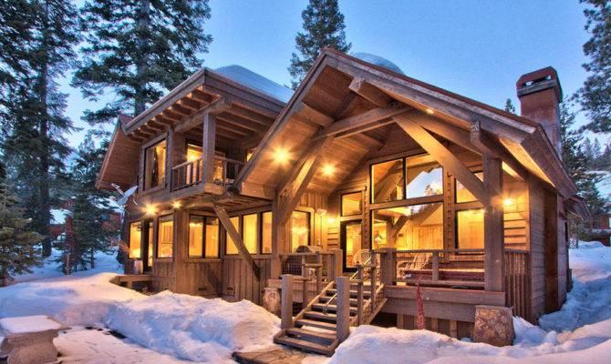 Rustic Mountain Home Design