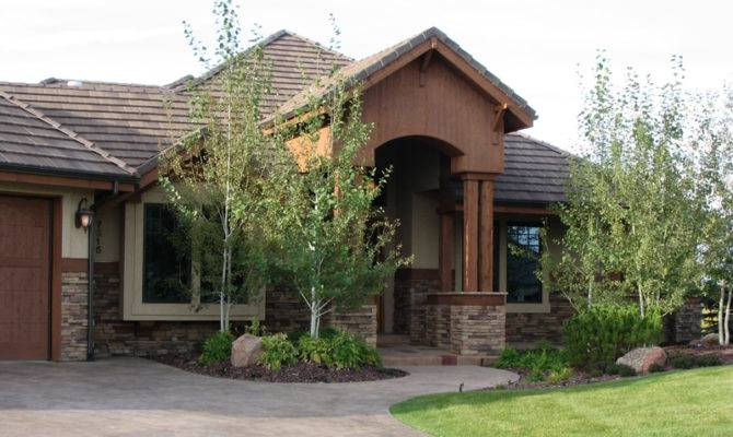 Rustic Ranch House Plan Design Luxury Home Plans Quotes