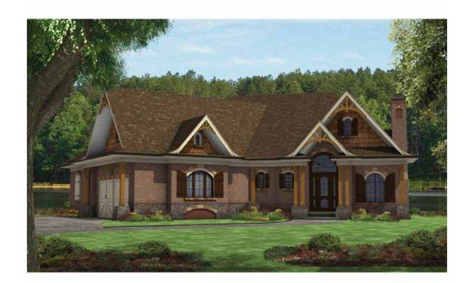 Rustic Ranch Style House Plans Car