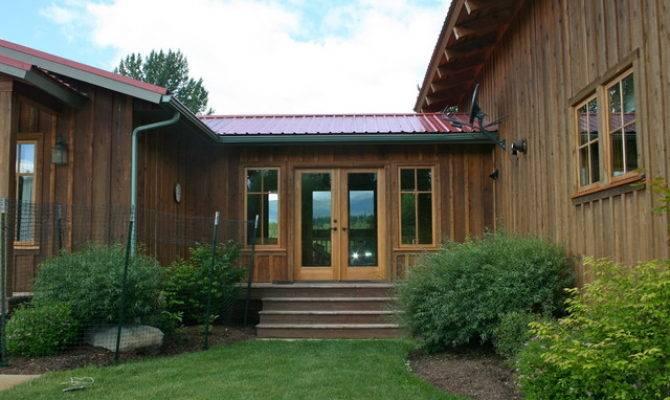 Rustic Retreat Exterior Seattle Menter