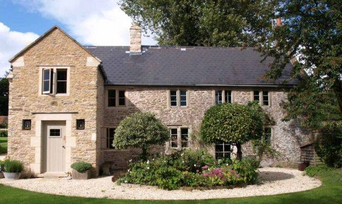Rustic Stone Country House Cassidy Polo Farm Pinterest