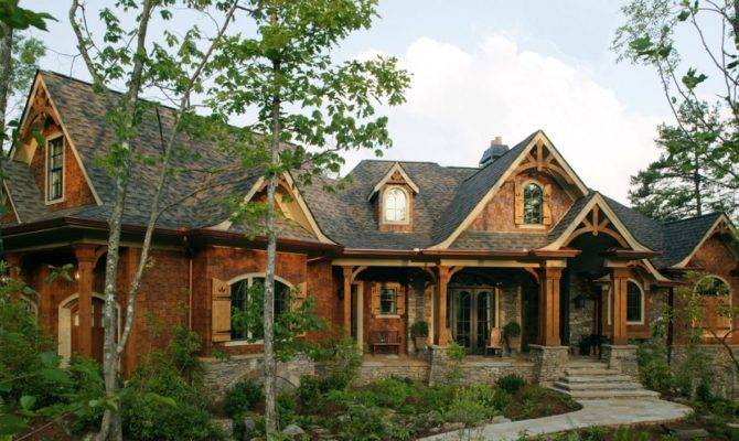 Rustic Style House Plans Smalltowndjs