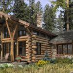 Rustic Wood Houses Why Build