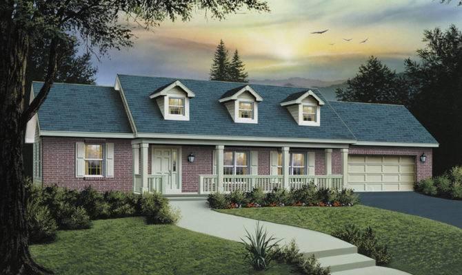 Ryland Ranch Home Plan House Plans More