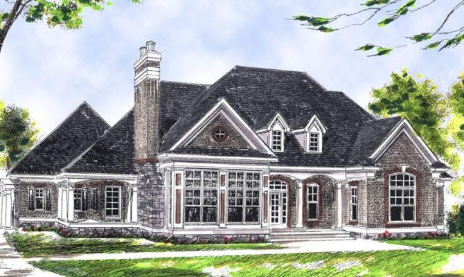 Sabal Cove Cape Cod Home Plan House Plans More