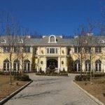 Saddle River Palatial Manor Homes Rich