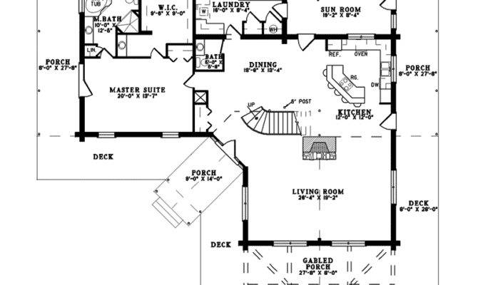 Saddlehill Rustic Mountain Home Plan House Plans More